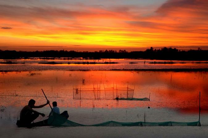 Private Luxury Tours Sunset Mekong Delta Full Day