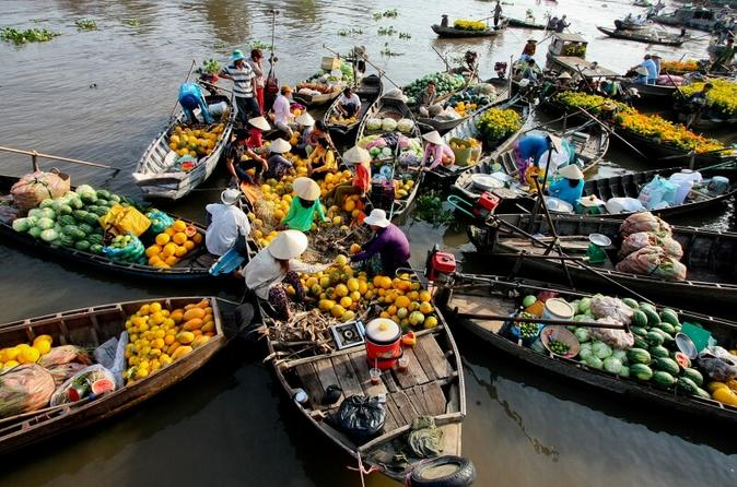 Private Mekong Delta Luxury Tour 2 Days 1 Night - Ho Chi Minh City