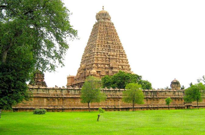 2-Day Handicrafts Tour in Thanjavur from Tiruchirappalli