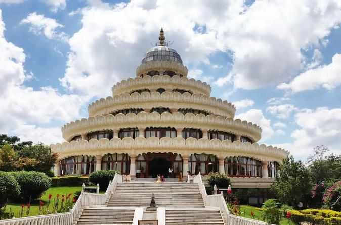 Day Tour to The Art of Living International Center in Bengaluru