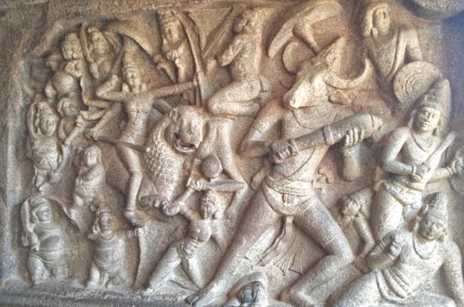 Day Trip to Mahabalipuram from Chennai