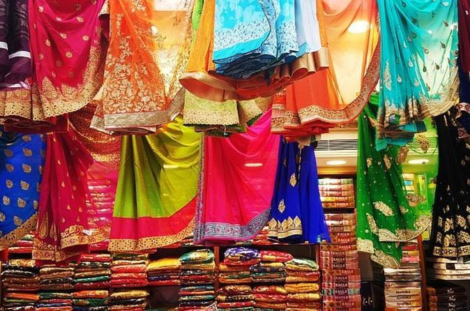 Half-Day Shopping Tour in Chennai