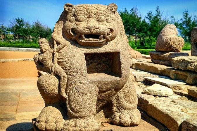 Poetry in Stones - Mahabalipuram Private Day Tour from Chennai