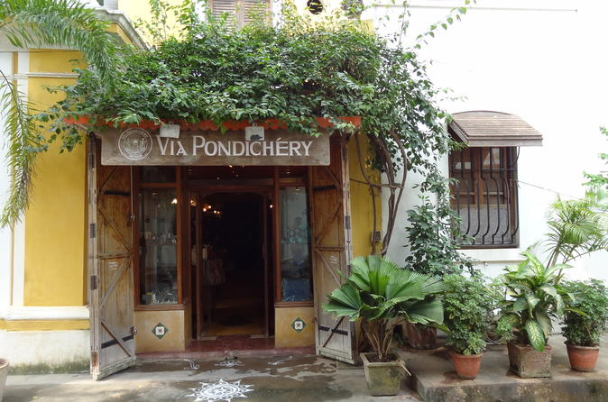 Private cultural day tour of pondicherry and auroville in puducherry 282810