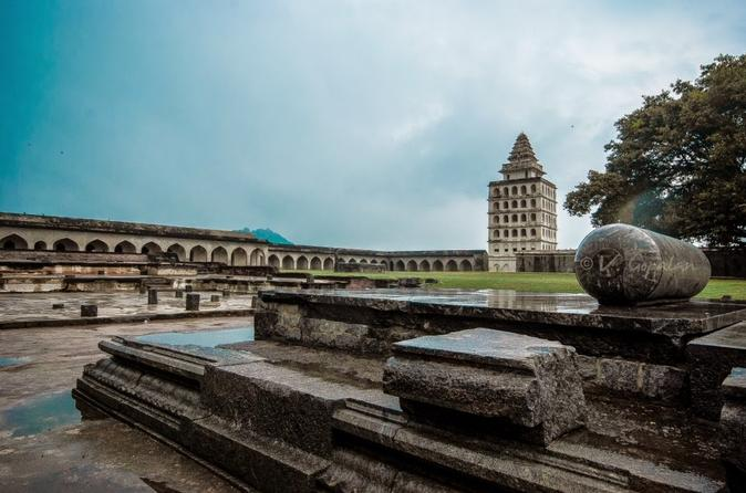 Private Day Tour: Gingee Fort