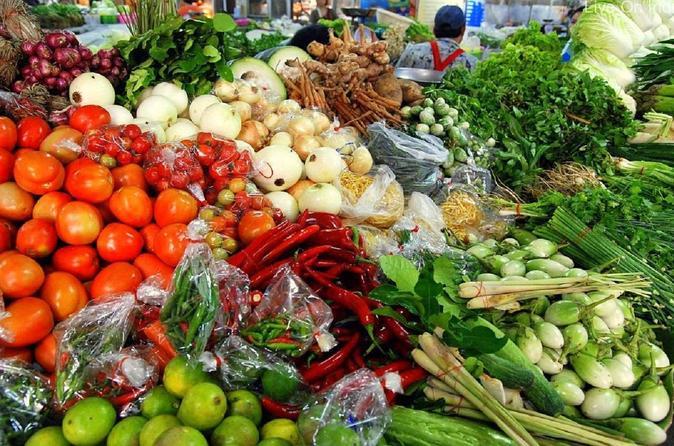 Private Morning Market Tour in Chennai India, Asia