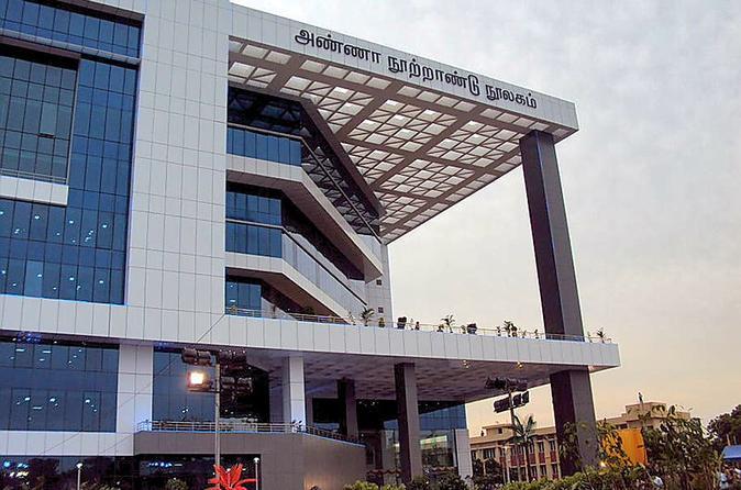 Visit India's prestigious Libraries in Chennai