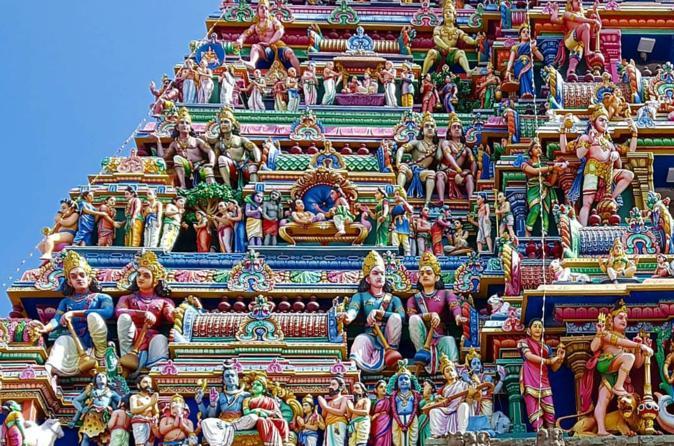 Visit to St Thomas Cathedral Basilica, Kapaleeshwarar and Parthasarathy Temples