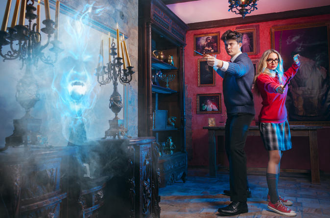 Escape from Harry Potter's Magic Room