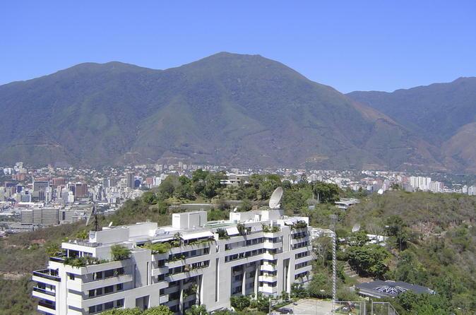 Private Arrival Transfer: Simón Bolívar International Airport to Caracas Hotels