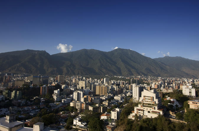 Private Departure Transfer: Caracas Hotels  to Simón Bolívar International Airport
