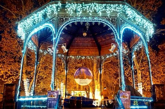 The Magic Of Advent In Zagreb Walking Tour