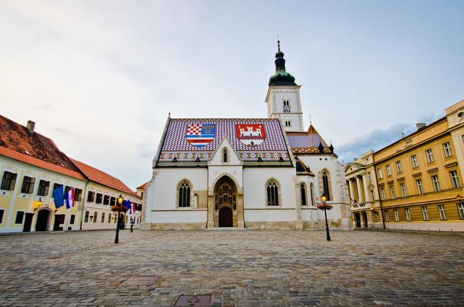 Zagreb small group private walking tour in zagreb 263763
