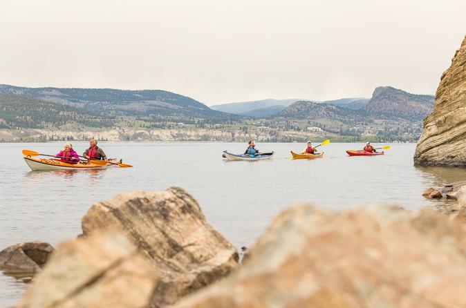 Kayak, Wine, and Cheese Tour