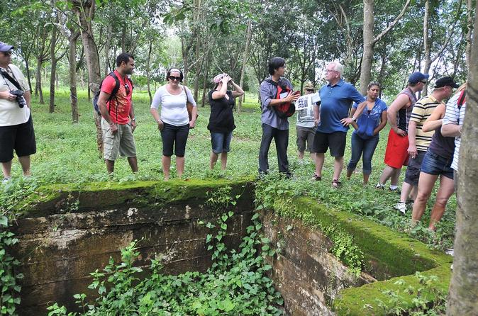 Long Tan and Nui Dat Vietnam and Australian Battlefield Tour from Ho Chi Minh City
