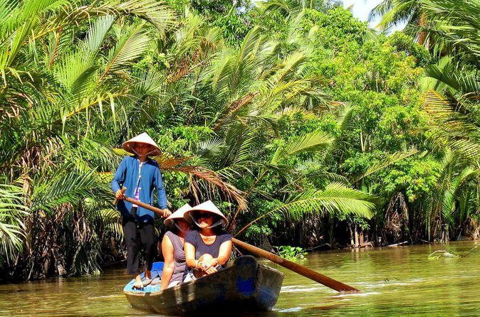 Mekong delta small group tour including my tho and ben tre in ho chi minh city 264930