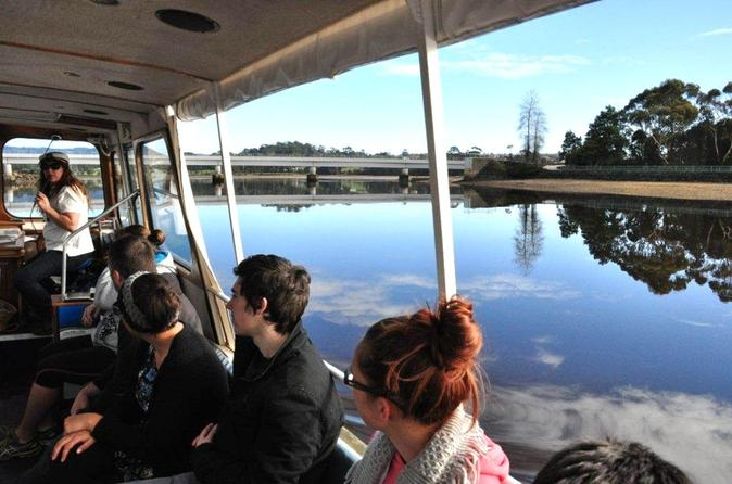 Leven river picnic cruise from ulverstone in launceston 275673