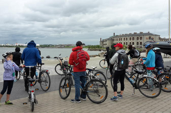 3 hour tallinn bike tour from tallinn cruise port in tallinn 363252