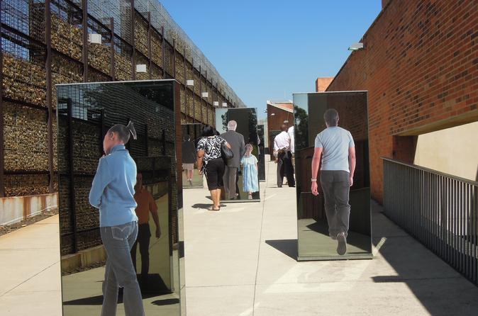 Apartheid Museum Private Tour in Johannesburg