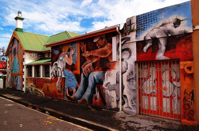 Cape Town City Private Art Tour