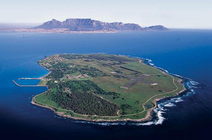 City tour de dia inteiro em Ilha Robben e Cidade do Cabo