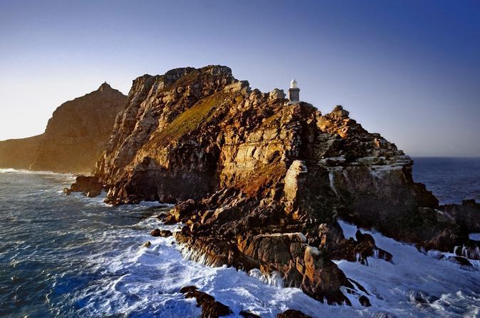Excursão de dia inteiro por Cape Point e Península do Cabo, saindo da Cidade do Cabo
