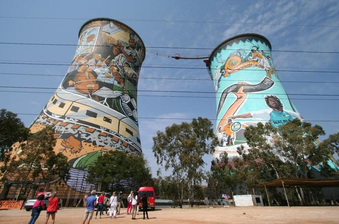 Private Tour of Soweto in Johannesburg