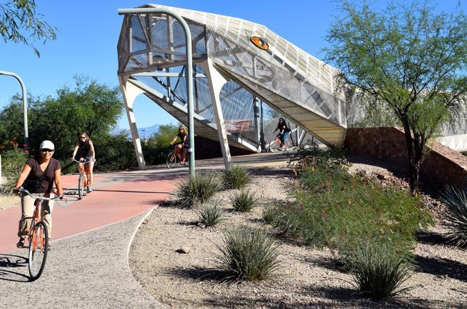 Bike Rental on The Loop path