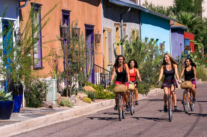 Historic Bike Tour In Tucson