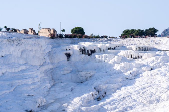 Ephesus Region to Fethiye Including a Pamukkale Tour