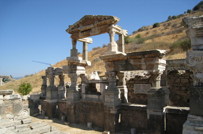 Ephesus small group day tour from izmir in izmir 242411