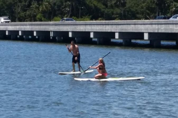 Florida Half Hour Stand Up Paddle Board Al In Daytona Beach Uruguay North America