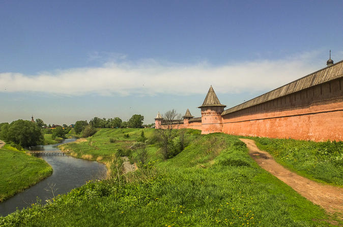 Day Trip to Suzdal and Vladimir from Moscow