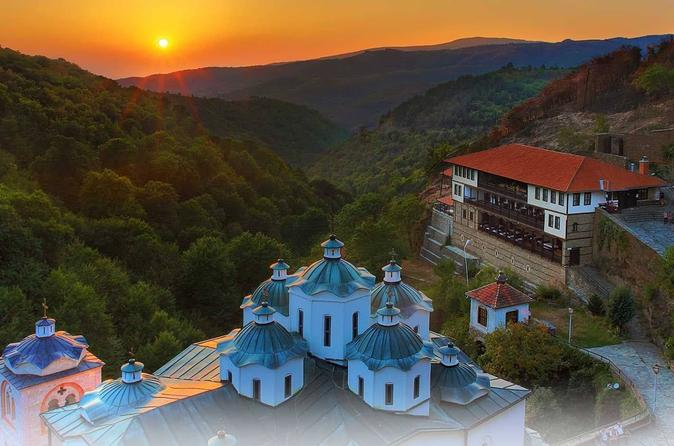 Bulgaria and Macedonia One Day Tour from Sofia