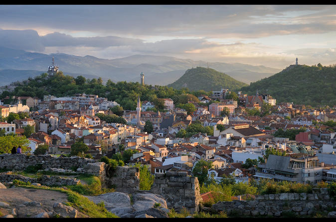 Full-day Plovdiv Sightseeing, Roman Ruins, and Traditional Lunch from Sofia