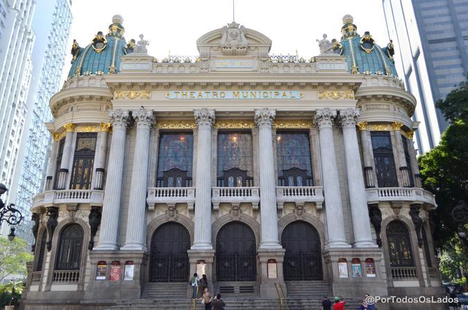 Excursão particular personalizada: centro histórico