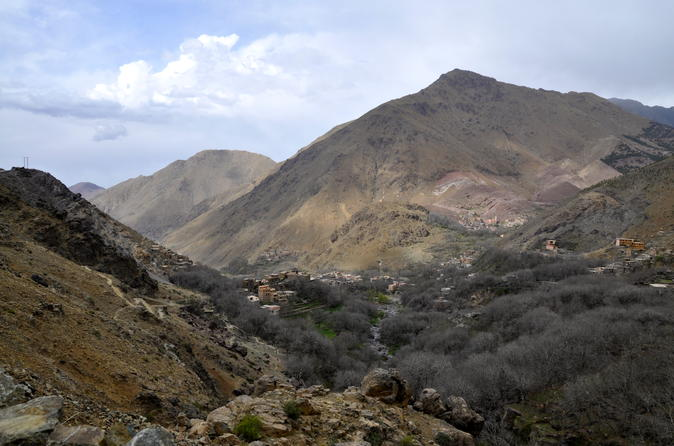 Private Guided Tour To Imlil, Lake Takerkoust and Kik Plateau from Marrakech