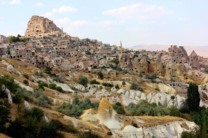 2-Day Private Tour of Cappadocia from Istanbul