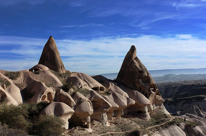Discover Cappadocia In 2-Days From Istanbul