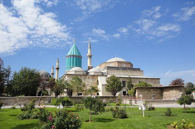 Private 3 Day Tour of Ankara, Konya and Cappadocia From Istanbul