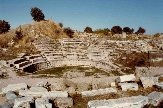 Private 4 Day Tour of Troy, Pergamum, Ephesus, Pamukkale and Aphrodisias From Istanbul