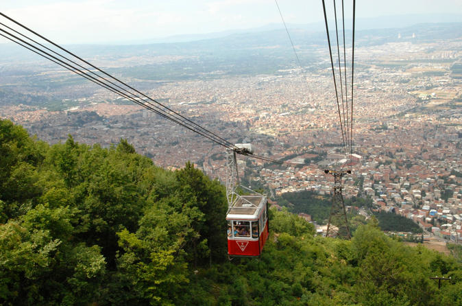 Private Tour From Istanbul to Green City Bursa in a day