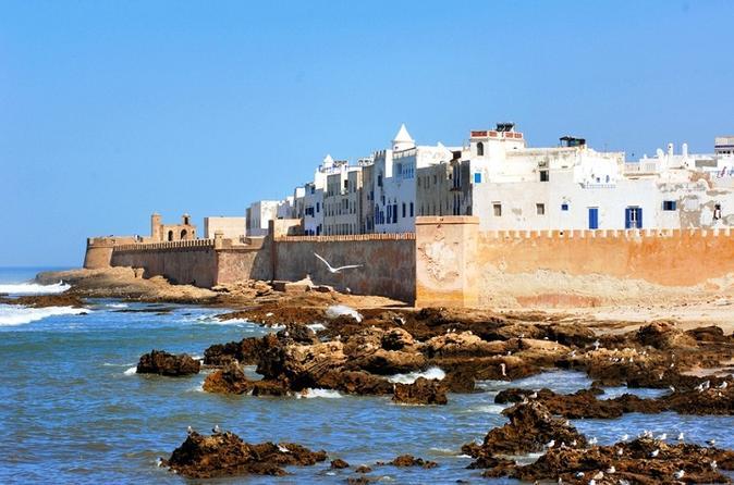 Viagem diurna a Essaouira saindo de Marraquexe