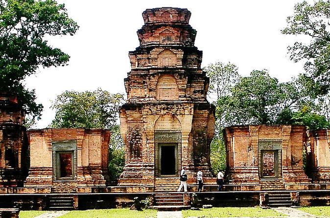 Siem Reap Temples Tour By Tuk Tuk Big Circuit