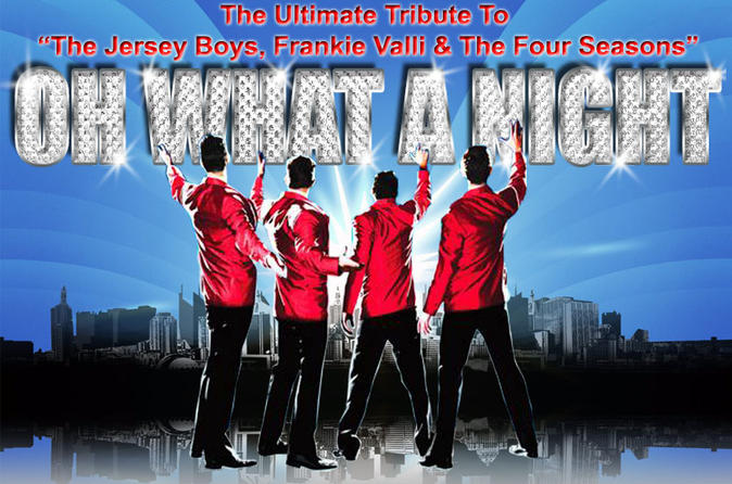 Starlite theater tribute performance to frankie valli and the four in pigeon forge 232048