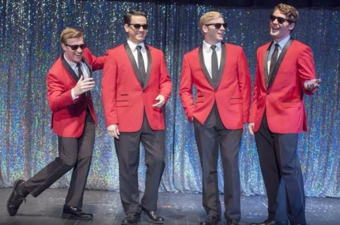 Theater Tribute Performance to Frankie Valli and The Four Seasons