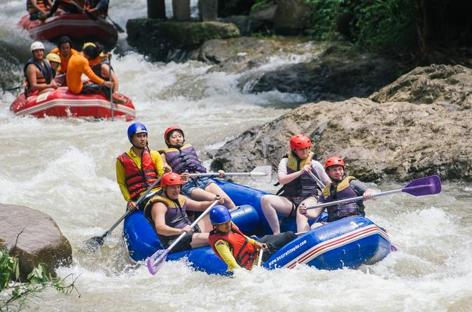 Image result for รูปwhite water rafting phuket