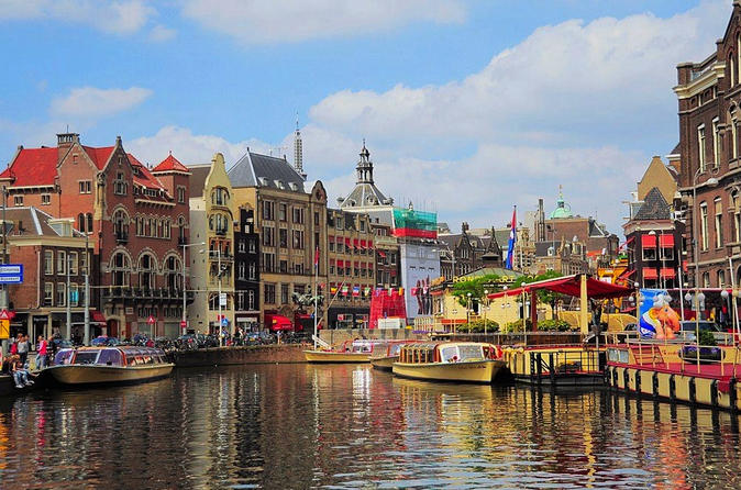 2-Ways Transfer Amsterdam Airport To Hotel