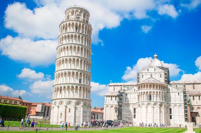 3-Day Tour Florence and Pisa from Rome by Train