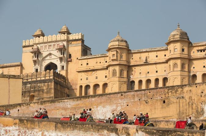 3 Days Small Groups Jaipur Tour From Delhi